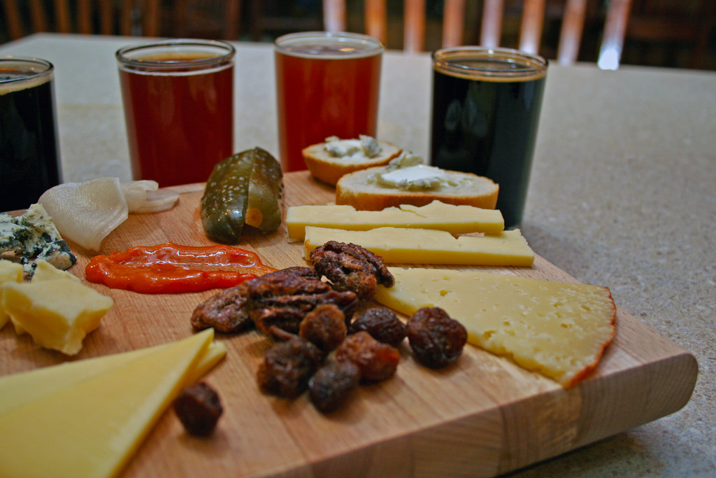 Beer and cheese pairings