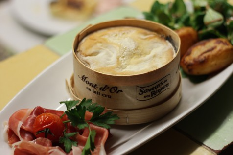 fromage mont d'or