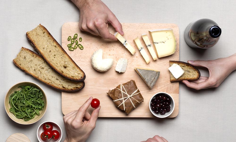 Fête des Pères au fromage