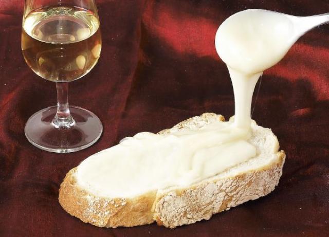 Fondue cheese
