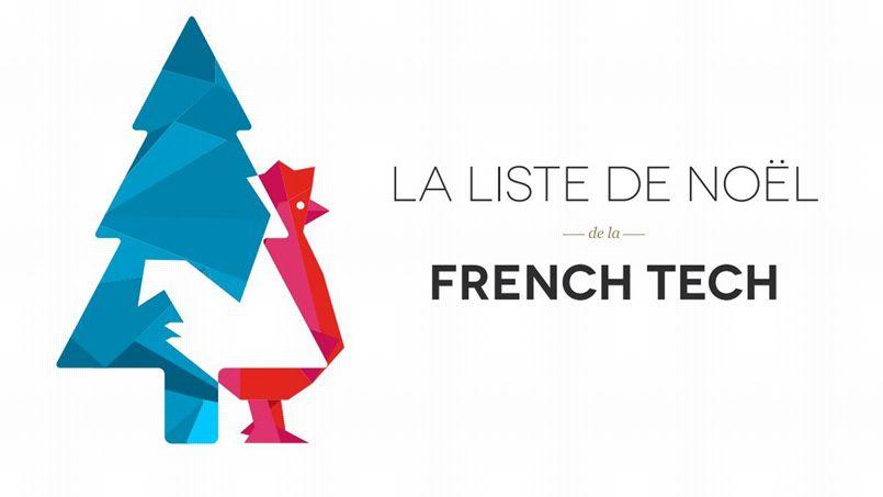 Logo Liste de Noel de la French Tech