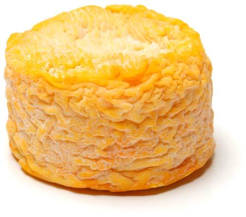 Orange rind Cheese